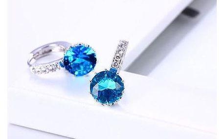 Elegantní náušnice a prsteny pro ženy včetně poštovného