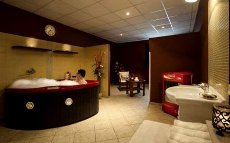 Luxusní pobyt v hotelu Lions ve středních Čechách s all inclusive a wellness