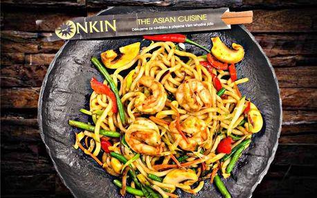 Degustační menu plné specialit ve vietnamské restauraci