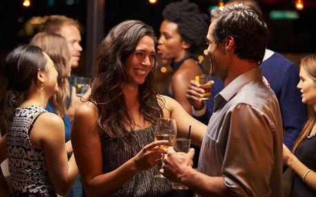 Seznamovací večery Speed Dating pro nezadané