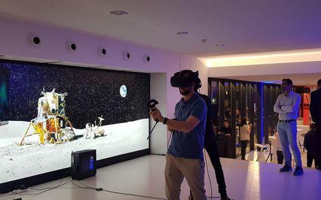 Virtuální realita v Brně za skvělou cenu