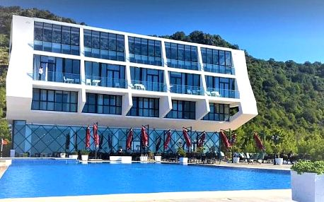 Dračská riviéra, Hotel Prince Adriatic Resort - pobytový zájezd, Dračská riviéra