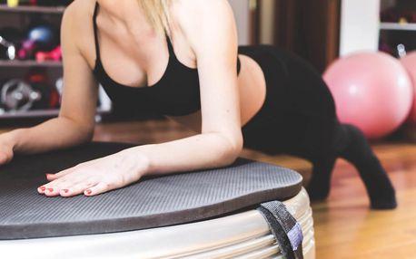 Vyformujte si své svaly s vibrační plošinou Power Plate