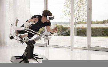 Nepopsatelný zážitek díky virtuální realitě HTC Vive Pro a Icaros