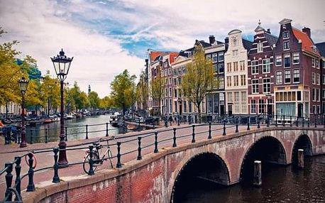 Seznamte se s krásami Holandska a jeho okouzlujícím Amsterdamem