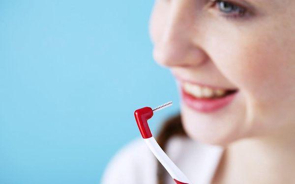 Kompletní péče o zuby díky dentální hygieně včetně AirFlow