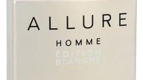 Chanel Allure Homme Edition Blanche 50 ml parfémovaná voda pro muže