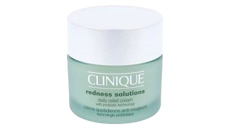 Clinique Redness Solutions Daily Relief Cream 50 ml denní krém proti zarudnutí pleti pro ženy