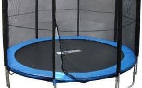 CorbySport 4519 Venkovní trampolína s ochrannou sítí - 305 cm