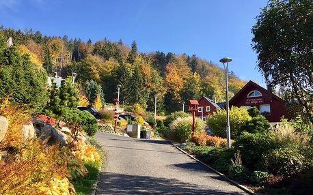 Podzimní prázdniny - říjen 2020 v Bedřichově