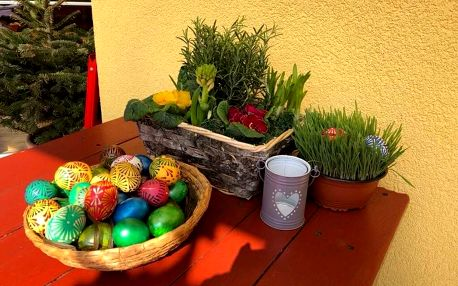 Velikonoce balíček 2020 - 4 noci v Bedřichově
