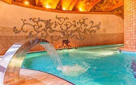 Bük - hotel Piroska**** - 8 dní / 7 nocí, Západní Maďarsko