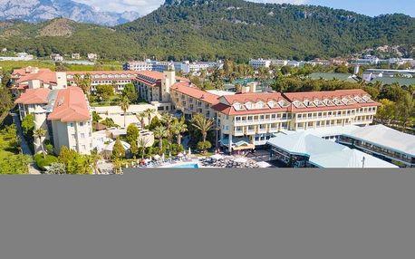 Turecko - Kemer letecky na 8-16 dnů, all inclusive