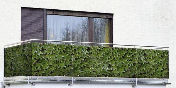 Dekorativní clona na balkon, WENKO