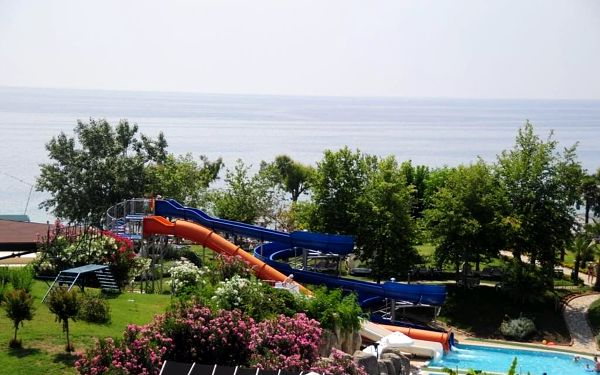 QUEEN´S PARK LE JARDIN, Kemer, letecky, all inclusive3