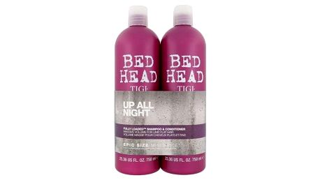 Tigi Bed Head Fully Loaded dárková kazeta pro ženy šampon 750 ml + kondicionér 750 ml