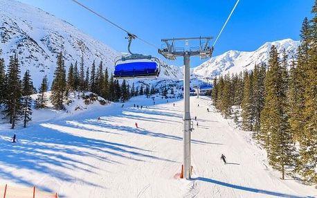 Vysoké Tatry u skiareálů v Hotelu Autis *** s polopenzí a saunou + děti zdarma