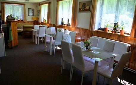 Romantický víkend v Jizerkách ve Smržovce