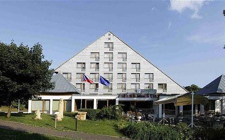 Mariánské Lázně - Hotel KRAKONOŠ, Česko