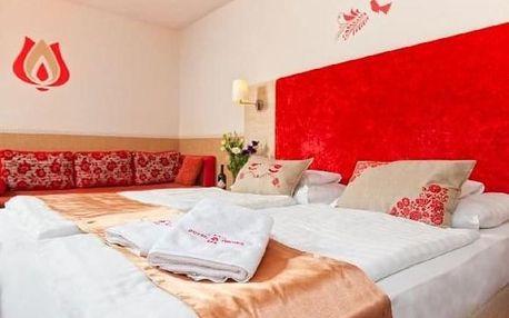 Bük - hotel Piroska**** - 4 dny / 3noci, Západní Maďarsko