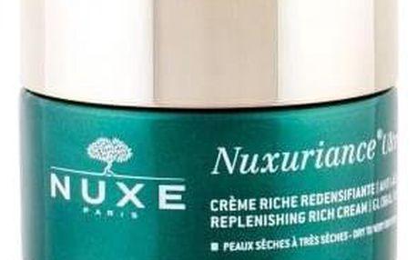 NUXE Nuxuriance Ultra Replenishing Rich Cream 50 ml hydratační denní pleťový krém pro ženy