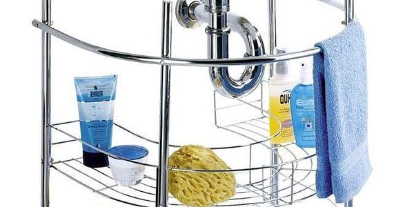 WENKO Univerzální vozík na kolečkách - koupelnový