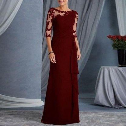 Dámské společenské šaty Louisa - dodání do 2 dnů