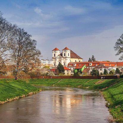 Wellness v Bílých Karpatech s polopenzí až do října 2020
