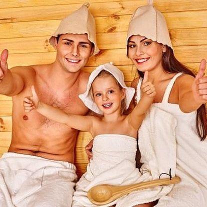Last minute zimní dovolená v penzionu Vápenka a 1 hodina ve wellness k tomu.