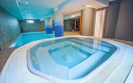 Slovenský ráj v Hotelu Plejsy *** s polopenzí a neomezeným wellness s bazénem, vířivkou a saunovým světem