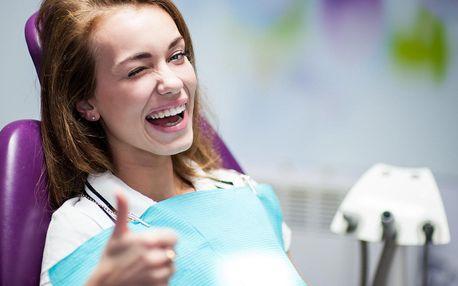 Komplexní dentální hygiena v Praze včetně Airflow nebo bělení zubů