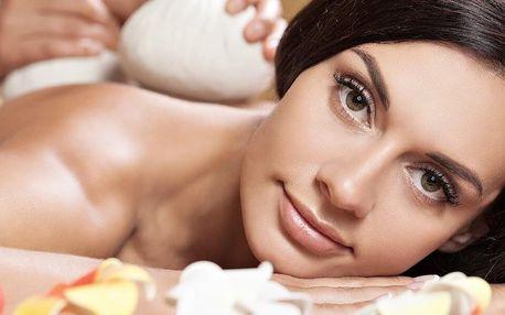 90 minut relaxace: masáž a aroma lázeň v Thai Sun