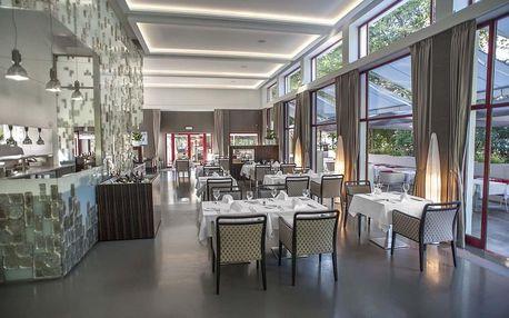 Degustační menu pro dvě osoby v restauraci Pavillon v Brně