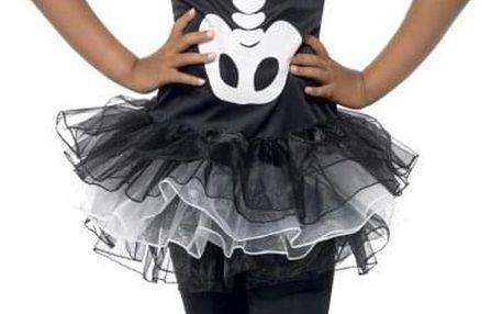 Kostým Tutu skeleton