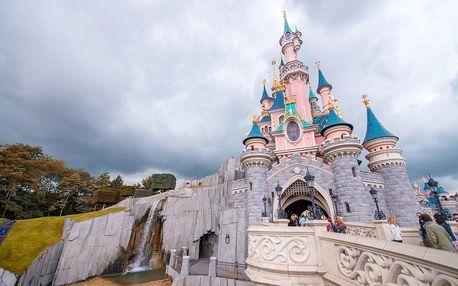 Disneyland a Paříž letecky včetně vstupů, Paříž