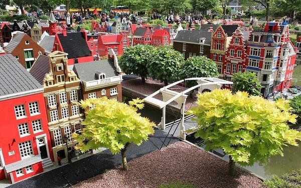 Legoland s neomezeným vstupem v ceně, autobusem, autobusem, bez stravy2