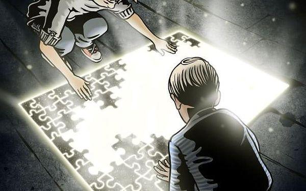 Dětská úniková hra Pokoj