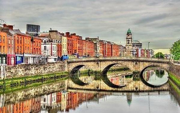 Irsko a Hra o trůny, Irsko, letecky, snídaně v ceně4