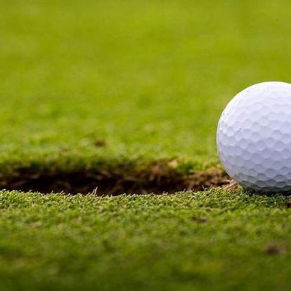 Gurmánský pobytový balíček s neomezeným golfem v Dubí