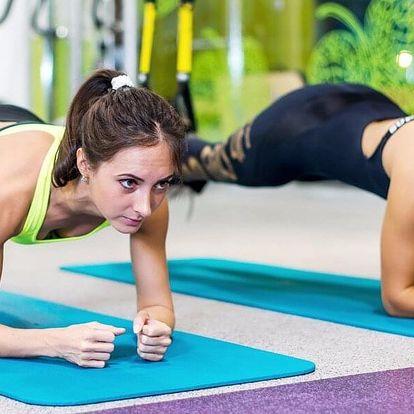 Až 5 skupinových lekcí s trenérem v dámském fitku