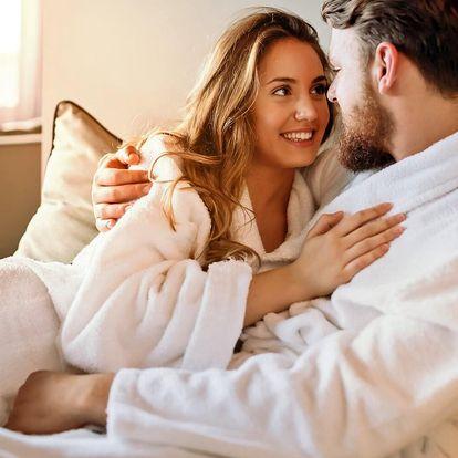 Relaxační pobyt s wellness i polopenzí