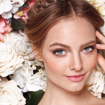 Hydratační kosmetické ošetření bio kosmetikou