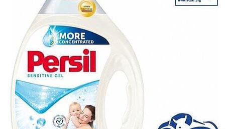 Persil Sensitive gel 2 l 40 praní
