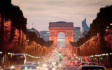 4-denní Valentýnský zájezd do Paříže 13 - 16.2.2020