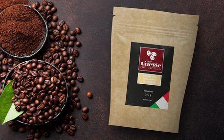 Vynikající italská káva Quesse: 250, 500 a 1000 g