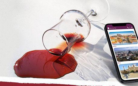 Tour de Wine - po pražských vinárnách za záhadou