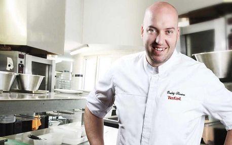 Degustační 6-ti chodové menu s vinnou degustací od Ondry Slaniny