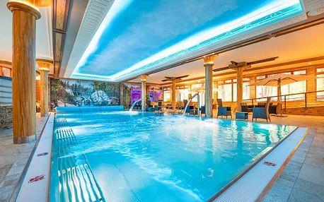 Slovensko: Javorníky a Bílé Karpaty u hranic v Hotelu Sport Aqua *** s vodním a saunovým světem + polopenze