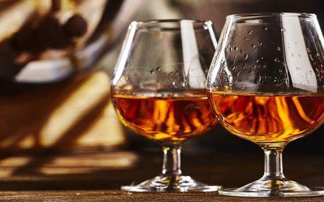 Velká degustace Cognaců a Armagnacu s kurzem