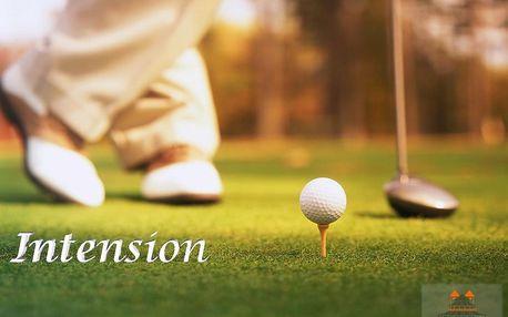 Golf intension (3 noci) v Karlových Varech